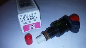 ACDelco NOS New Multi Port Injector 17119101 Factory packaged