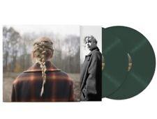 Taylor Swift Evermore Ltd 2lp Green Vinyl Gatefold 2021 Republic Records