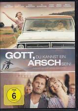 GOTT, DU KANNST EIN ARSCH SEIN! (2021): DVD mit Sinje Irslinger, Til Schweiger..