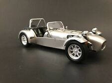 Lotus Caterham Super Seven  7 Silver Kyosho 1/18 HTF Last one !