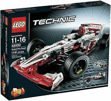 LEGO Technic Grand Prix Racer (42000) - BRAND NEW + SEALED