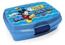 Disney Mickey Mouse Brotdose Lunchbox Brotzeitbox Brotbox Dose Vesperbox Kind