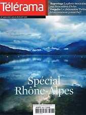 telerama   n°3208   9 juil 2011 :Special rhone alpes