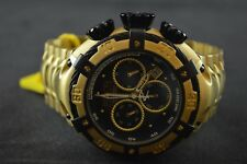 Invicta Bolt Chronograph Gold Stainless Steel Men's Watch 21346