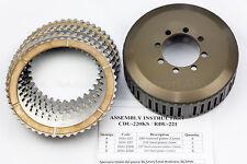 EVR DUCATI 48T Sintered Plates & Basket Set, Slipper Clutch 1098R 1198R 1198SP