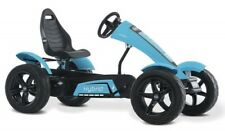 Berg Hybrid E-Bfr Kids 24V Electric Battery Pedal Car Go Kart Blue/Black 6+ Yrs
