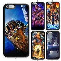 Avengers End Game Thanos Case Cover For Apple iPhone 11 iPod / Samsung Galaxy 10