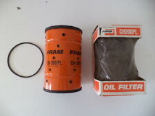 FRAM CH200PL REPLACEABLE OIL FILTER ELEMENT/CARTRIDGE 1958-1969 CHEVR.GM 5574540