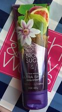 Brown Sugar & Fig Bath & Body Works Ultra Shea Body Cream 8oz NEW!!