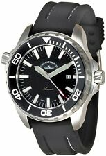 Zeno-Watch Basel Swiss Made Professional Diver Pro Diver 2 black 6603-a1 ETA2824