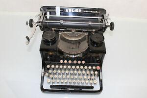 alte Adler Schreibmaschine, Modell Standard