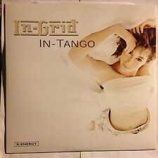 IN-GRID • In Tango - Vinile 12 Mix -2003 X-energy ITALY