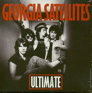 GEORGIA SATELLITES - Ultimate (3-CD) - 1970s/1980s Pop/Classic Rock/Glam Rock