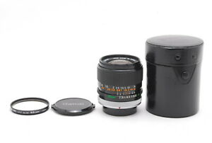 【MINT】Canon FD 28mm f/2 S.S.C Manual Lens From JAPAN