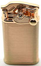 More details for harrison and simmonds cigar and cigarette lighter in a gold finish (l1g)