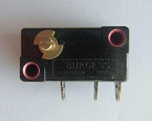 Microschalter 6A 250V / Spezialbetätigung