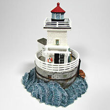 Harbour Lights Cold Spring Harbour New York Lighthouse Mib 2001 Retired