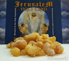 100% Organic NATURAL Frankincense Aromatic Resin Tears Jerusalem Incense 8 oz