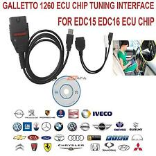 Galletto 1260 OBD2 EOBD ECU Auto Chip Tuning Remap Flasher Programmer Scan Tool
