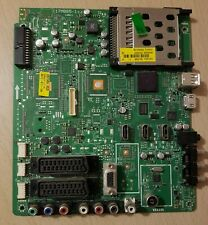 GENUINE MAIN BOARD 17MB65-1 V.2  FOR 40 INCH TOSHIBA 40BV701B AND OTHERS