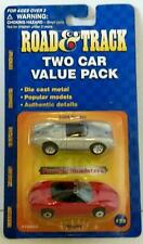 MAISTO ROAD & TRACK PORSCHE ROADSTERS BOXSTER 550A SPYDER VALUE PACK