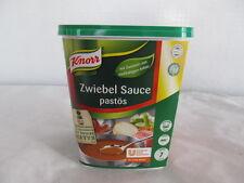 KNORR Zwiebel Sauce pastös 1,1 Kilo