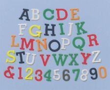FMM Sugarcraft Alphabet & Number Cutters Set Upper Case