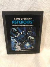 Asteroids (Atari 2600, 1981) CX2649