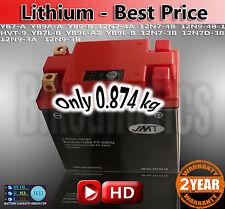 LITHIUM - Best Price - Yamaha XN 125 Teos - Li-ion Battery save 2kg