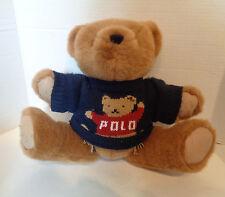 1997 Ralph Lauren Polo Stuffed Teddy Bear
