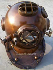 Collectible Diving Helmet / Divers Helmet Us Navy Mark V Decor Collection
