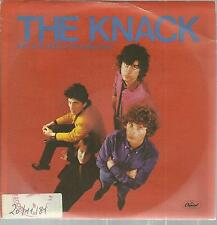 45 TOURS 2 TITRES / THE KNACK     PAY THE DEVIL