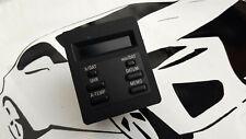 1377803 62131377803 Reloj de computadora a bordo de 6 botones OBC BMW E30