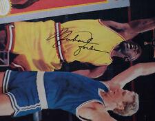 Michael Jordan Vintage Signed autograph 1989 Nintendo AD with LOA