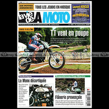 LA VIE DE LA MOTO LVM N°398 ★ TECHNIQUE NORTON MANX ★ CROSS A BELLÊME 2005
