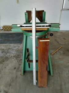 Morso Miter Chopper Guillotine DK8900 for Picture Framing with Manual