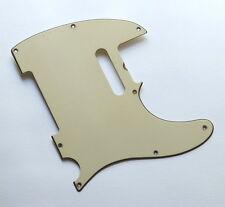 Guitarslinger premium parts 62 tl pickguard vintage Cream FITS to tele ®