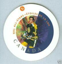 Phil Esposito 2002 Canada Post Hockey NHL Coaster '02 Boston Bruins