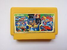 5 in 1 games SUPER MARIO BROS, TENNIS, GALAXIAN etc- Famicom Nes Cartridge