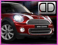 Kit adesivi replica strisce Mini Cooper a 2 colori