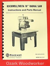 s l225 saw woodworking manuals & books ebay  at highcare.asia