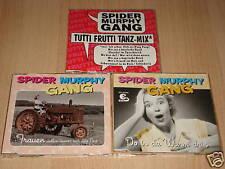 SPIDER MURPHY GANG SAMMLUNG DO IS DA WURM DRIN /TUTTI FRUTTI TANZ MIX /FRAUEN WO