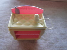 New! FISHER PRICE Loving Family Dollhouse CHANGING TABLE for BABY INFANT NURSERY