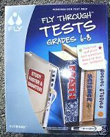 FLYWARE/FLY/PERSONALIZED TEST PREP FOR GRADES 6-8/20 PUBLISHERS SUPPORTED/#40506