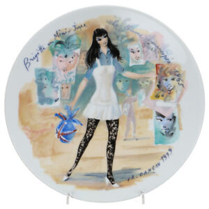 Brigitte en Mini-Jupe 1965 Limoges Frauen des Jahrhunderts