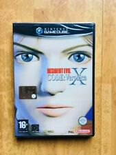 Resident Evil Code Veronica X Gamecube Nintendo New Brand Sealed Pal España