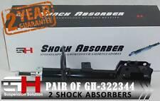 2 Delante Aceite Amortiguadores Para Fiat Panda II 169 2003 / GH -322344h