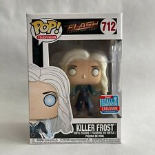 Funko Pop! Killer Frost 2018 Fall Convention Exclusive The Flash DC Comics 712