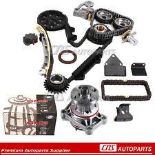 Timing Chain Kit GMB WP H25A H27A Fits 99-06 2.5L 2.7L Suzuki Vitara Chevy