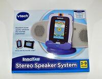 New VTech InnoTab Stereo Speaker System for Innotab 2 3 and 3S Kids